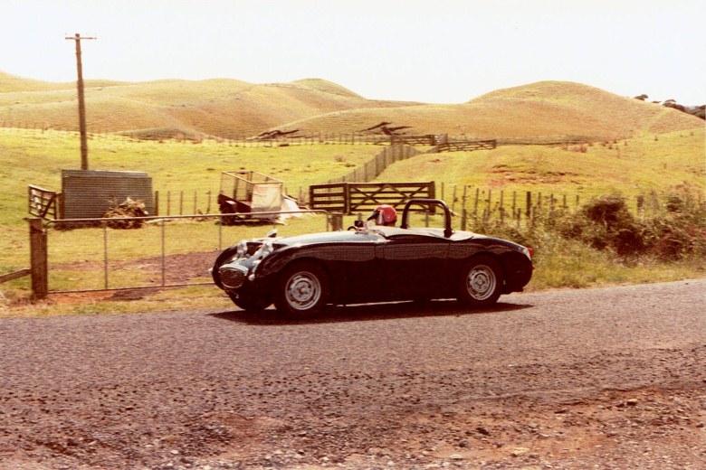 Name:  AHCCNZ Otaua Hill Climb 1985 #14 Sprite - shrunk the 3000 !! CCI27112015_0003 (780x520).jpg Views: 1011 Size:  143.9 KB