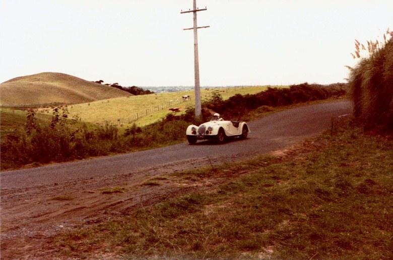 Name:  AHCCNZ Otaua Hill Climb 1985 #21 Morgan CCI30112015_0001 (780x515).jpg Views: 950 Size:  125.6 KB