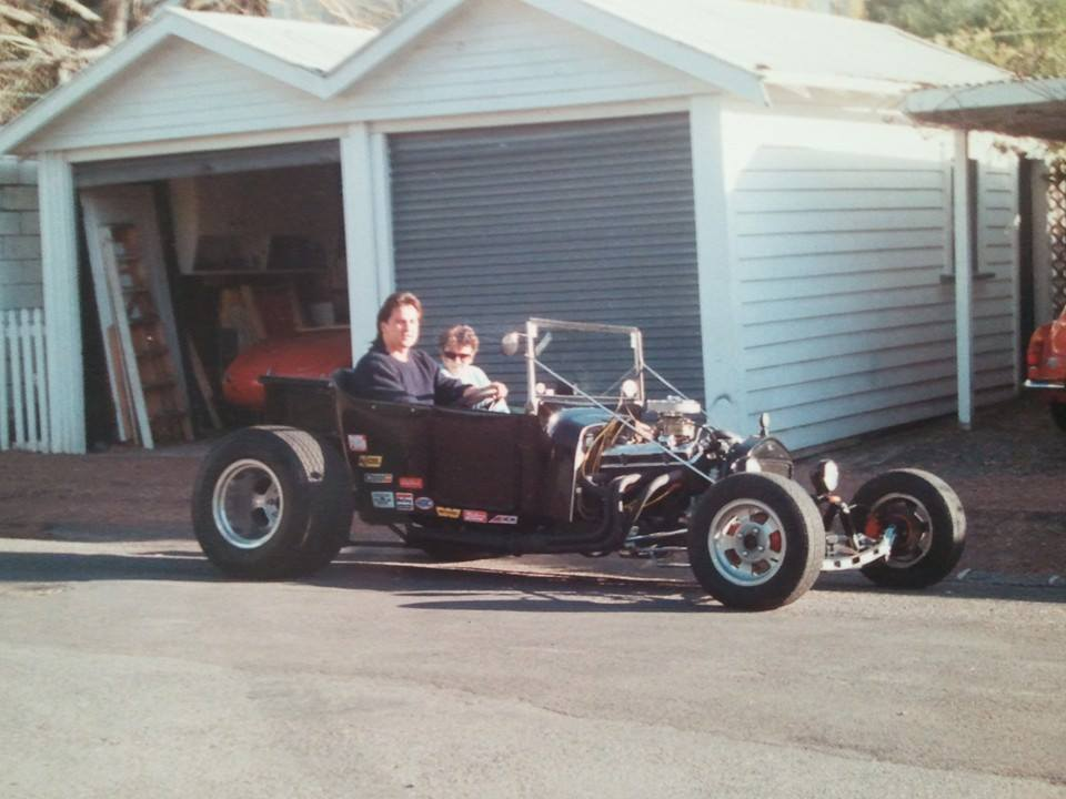Name:  My Cars #201 The Garage 1991 T Bucket  AH and MG (2).jpg Views: 74 Size:  75.9 KB