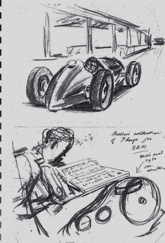 Name:  Ardmore 1956 #006 BRM Ken Wharton Win Bristow sketch 19-05-2015 04;15;49PM (546x800) (2).jpg Views: 41 Size:  148.2 KB