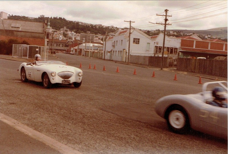 Name:  Dunedin Festival 1984 Austin Healey 100 Chris White & Buckler CCI09102015 (800x543).jpg