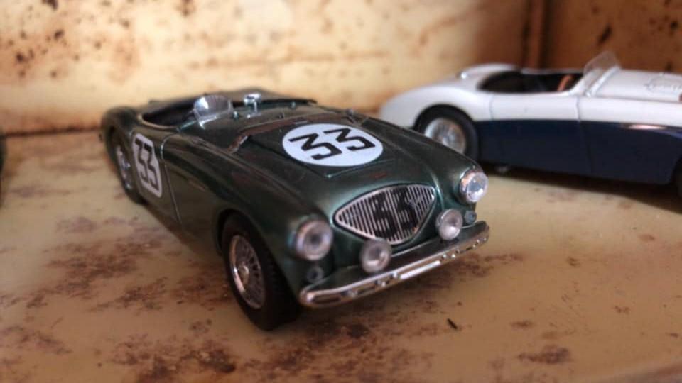 Name:  Models #266 AH 100 NOJ391 Le Mans car #33 Wilbert Peters .jpg Views: 281 Size:  93.4 KB