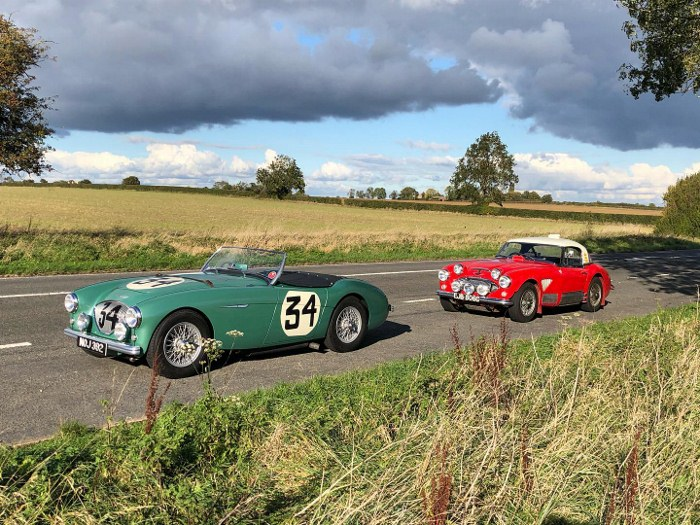 Name:  AH 100 #384 NOJ392 1953 Special Test Car EJB Works Rally 3000 Paul Woolmer (700x525) (2).jpg Views: 54 Size:  164.1 KB
