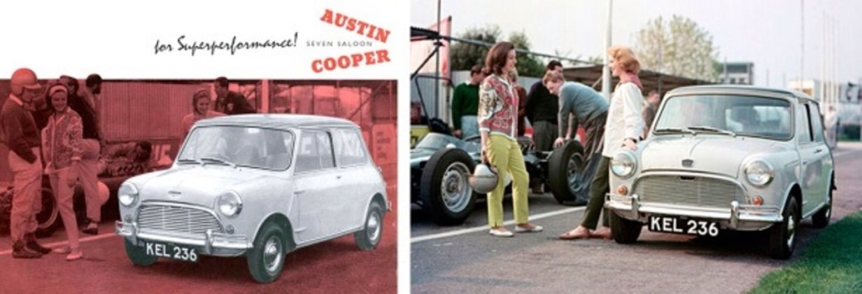 Name:  Goodwood. Mini Cooper ad. 1961.jpg Views: 602 Size:  115.5 KB