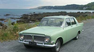Name:  Cars #105 Ford Zephyr 6 1963 model AK2289 - Daffodills Car Carjam .jpg