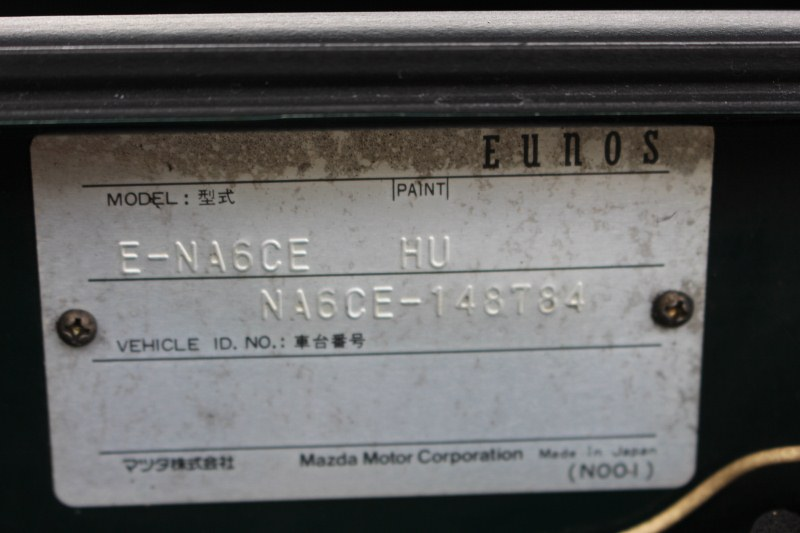 Name:  Mazda MX5 #3 chassis plate IMG_0630 (800x533) (2).jpg Views: 609 Size:  90.3 KB