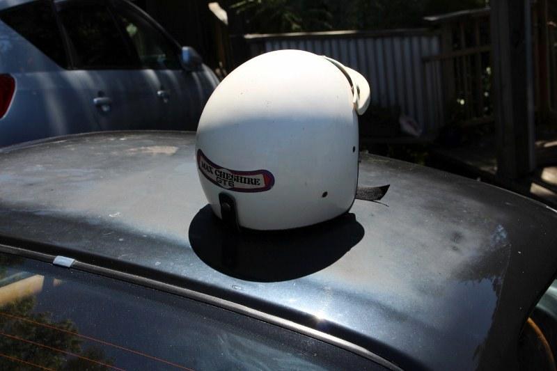 Name:  Mazda MX5 #7 Max Cheshire Helmet 1971 IMG_0635 (800x533).jpg Views: 527 Size:  100.9 KB