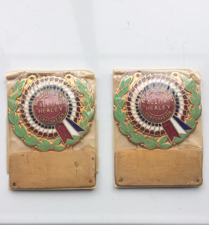 Name:  Logo #25 BMC Rally Badges - Austin Healey issued by BMC to winners Rod McDowell .jpg.jpg