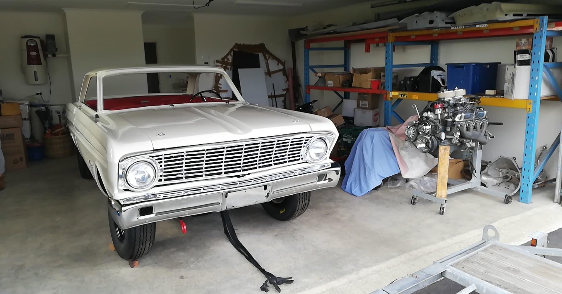 Name:  Paul's garage..jpeg Views: 60 Size:  166.0 KB