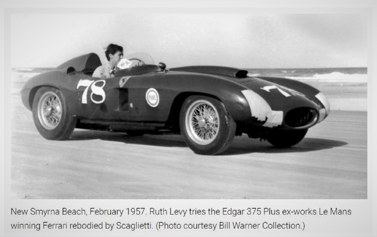 Name:  Ruth Levy. Feb. 1957. Ferrari  375 Plus.JPG