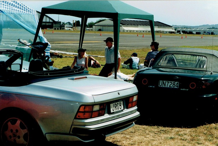 Name:  Whenuapai Wings & Wheels #1 ; The Bennoch tent, their Porsche my MX5 CCI14022016 (750x504).jpg