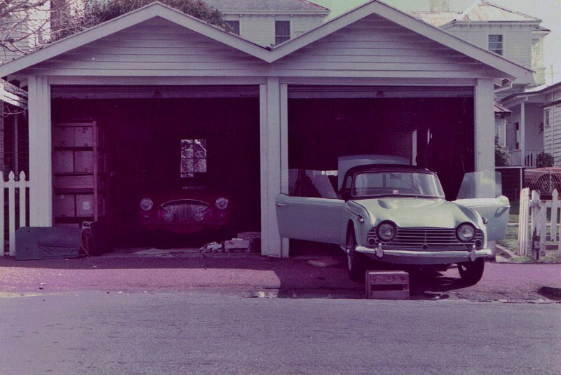 Name:  My Cars #200 The Garage 1985 TR4A CCI12102016_0005 (800x535) (2).jpg