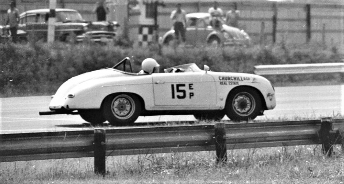 Name:  4 PORSCHE SLIDES ACROSS ONTO MAIN STRAIGHT  JUNE GVR 1967.jpg