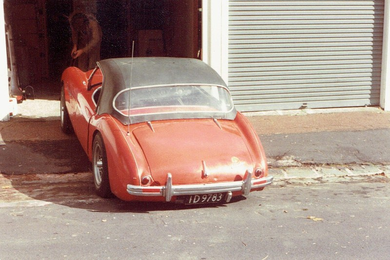 Name:  My cars #255 Healey 100 1953 #9, Herne Bay  1982 CCI25052016_0003 (800x534).jpg Views: 120 Size:  145.9 KB
