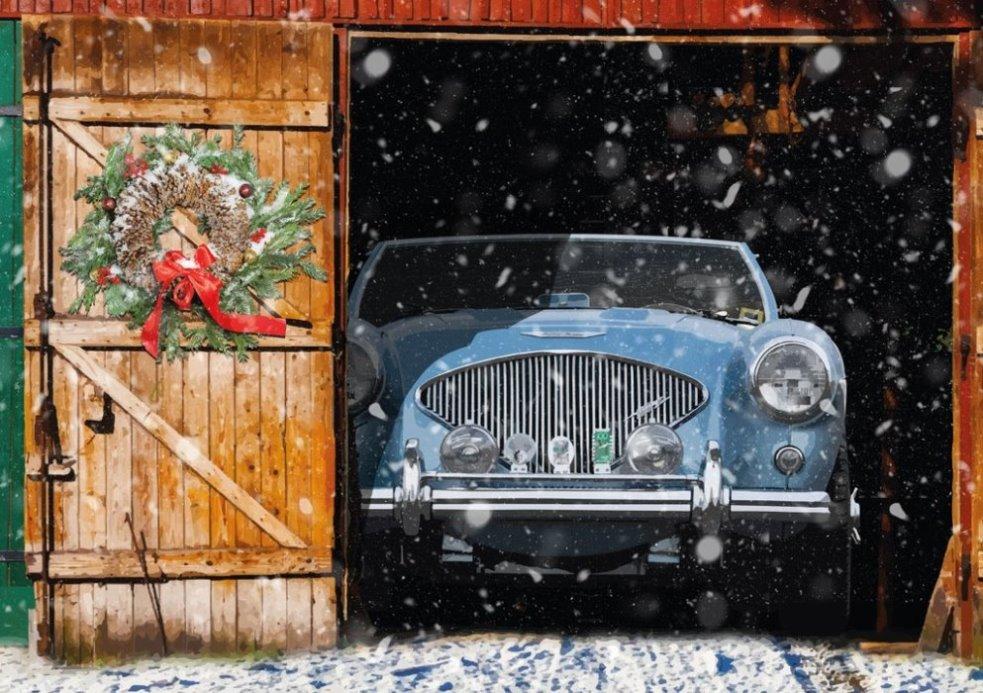 Name:  AH 100 #77 100 and Christmas barn find K Hyndman.jpg Views: 48 Size:  166.0 KB