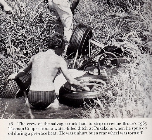 Name:  In the creek. McLaren. 1965.jpg