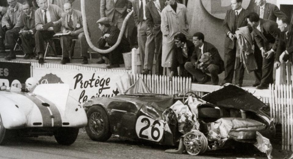 Name:  AH 100S #78 NOJ393 Works car Le Mans 1955 L Macklin and Cunningham Allan Dick archives .jpg