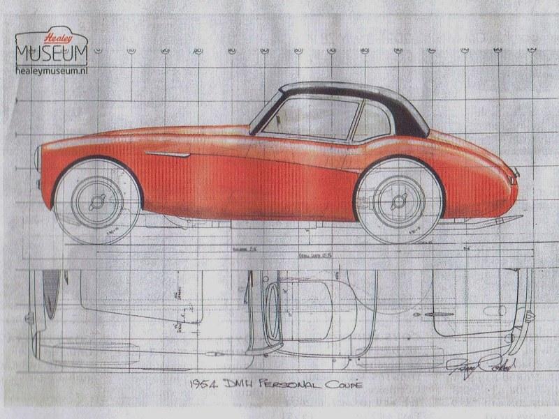 Name:  Austin Healey #112 Line drawing w hardtop c Healey Museum CCI16012016 (2) (800x601).jpg Views: 92 Size:  178.0 KB