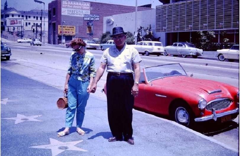 Name:  July 1962. The Rellies at Hollywood.JPG Views: 157 Size:  167.4 KB