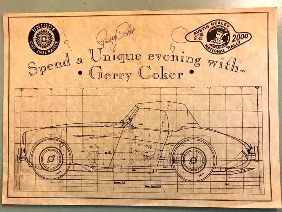 Name:  AH 100 #203 AH 100 drawing signed by author Gerry Coker AH Australia Rally AH Club.jpg Views: 158 Size:  95.7 KB