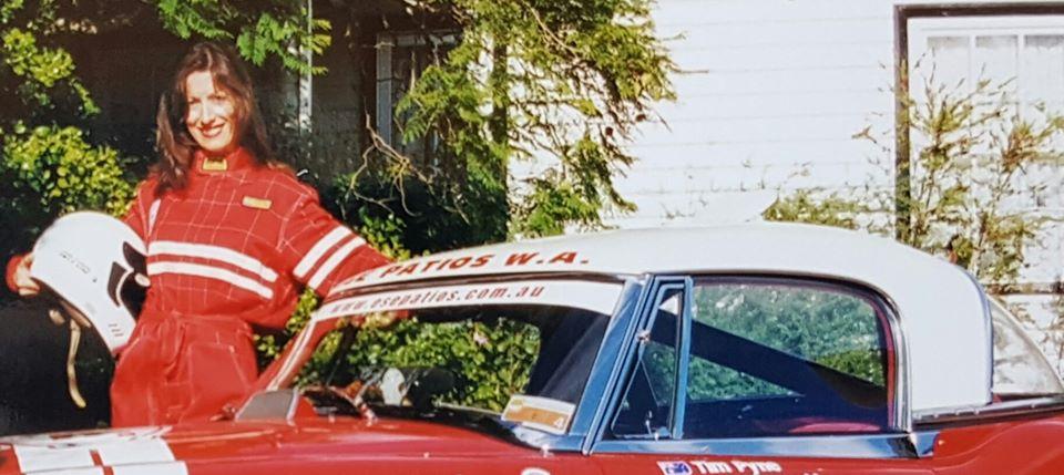 Name:  Motoring Books #218 NZ Classic Car Nov 2000 AH Works Car Photo w Co-driver Tim Pyne .jpg Views: 132 Size:  81.1 KB
