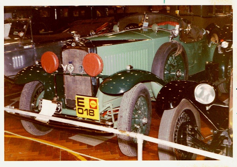 Name:  Vintage Rally 1972 #16  The Hall ; 1929 Vauxhall CCI17022016_0001 (800x565).jpg
