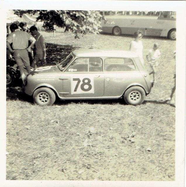 Name:  Mini  Frank Hamlin, Pukekohe late 1960's # 3  CCI16072015 (3) (636x640).jpg Views: 1586 Size:  135.5 KB