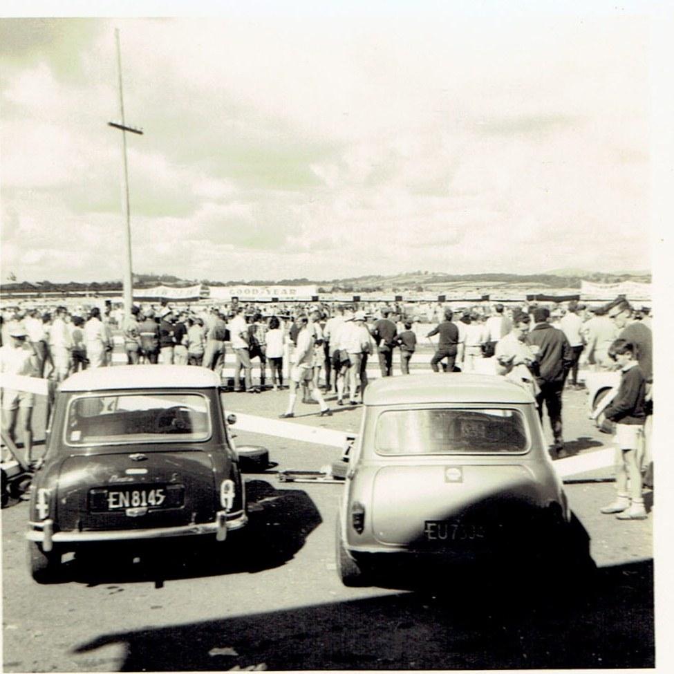 Name:  Mini's Pukekohe 1967 -68, Right Frank Hamlins sprint. #3, CCI01092015 (2).jpg Views: 1590 Size:  185.0 KB