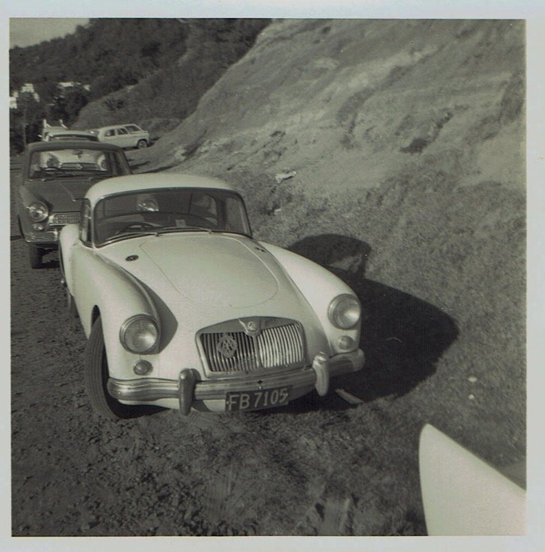 Name:  Cars by Roger Dowding #23 MG A Muriwai 1965 CCI05022016_0006 (791x800).jpg Views: 91 Size:  150.1 KB