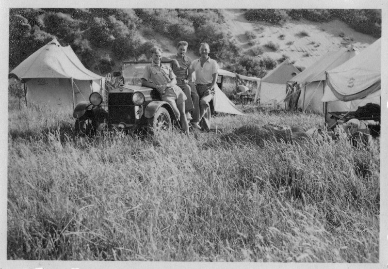 Name:  Family #244 Fiat 509 Ted Ed and Mate Northland camp 217.224 plate 10-3 copy E Dowding (800x555) .jpg Views: 38 Size:  182.6 KB