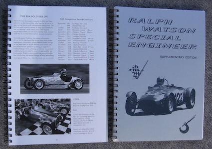 Name:  Motoring Books #190 Ralph Watson SpecialEngineer Trevor Sheffield book .jpg Views: 374 Size:  66.4 KB