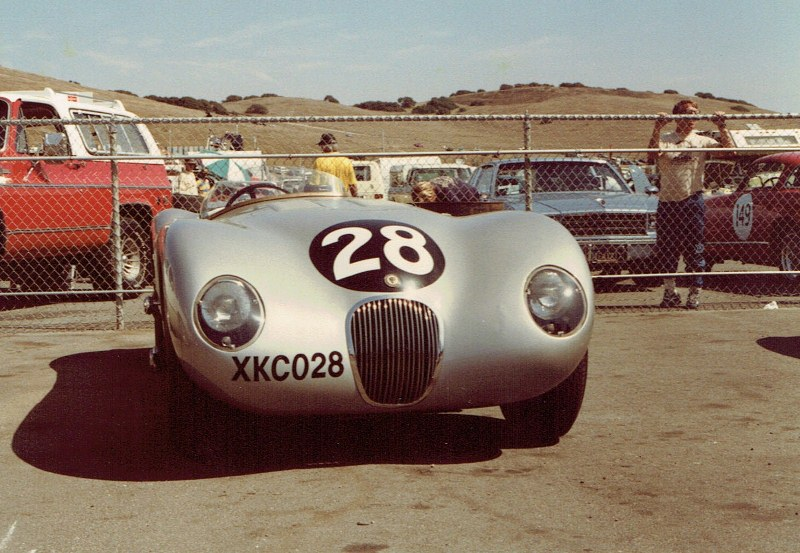 Name:  Monterey Historics 1982 #248 Jaguar C Type CCI25092015_0001 (800x553).jpg Views: 127 Size:  156.4 KB