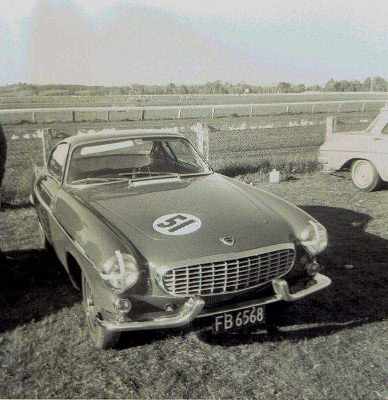 Name:  Pukekohe May 1966 #23 Volvo P1800 Jim Boyd v2, CCI14102015 (2) (775x800).jpg Views: 2053 Size:  164.0 KB