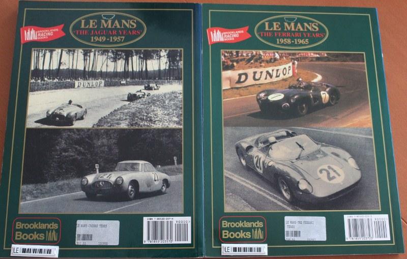 Name:  Motoring Books #176 Brooklands Le Mans 49-57, 58-65 back 2019_03_29_0711 (3) (800x509).jpg Views: 275 Size:  146.5 KB
