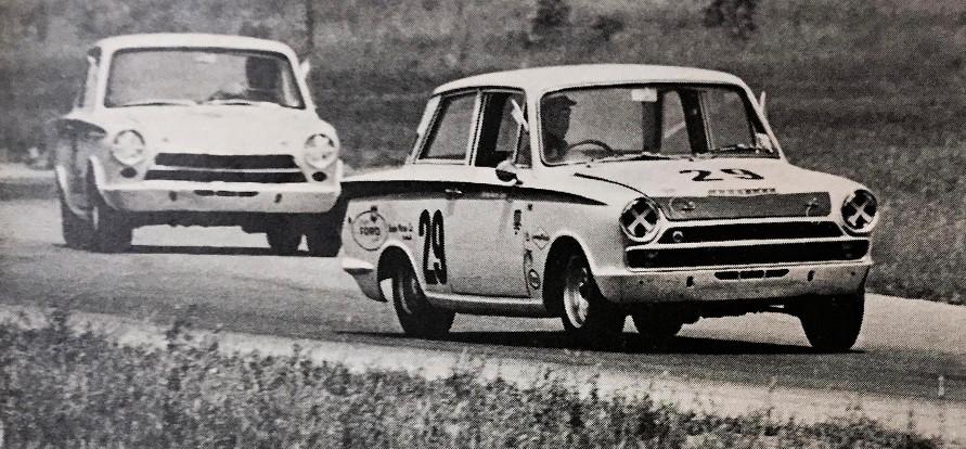 Name:  Allan_Lotus Cortina. July 1965.jpeg Views: 94 Size:  189.0 KB