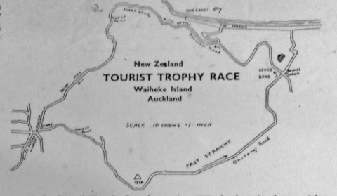 Name:  Motor Racing Waiheke Island  #27 NZ TT Race the track small crop BW Graeme Staples  (3) (480x279.jpg