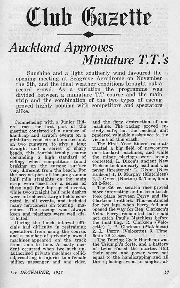 Name:  Seagrove #6 Motorcycles Magazine article 1947 Bob Homewood .jpg Views: 165 Size:  169.6 KB