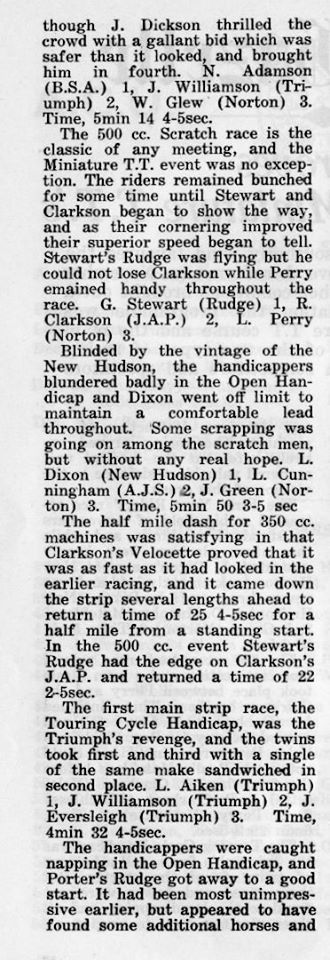 Name:  Seagrove #7 Motorcycles Magazine article part 2 1947 Bob Homewood .jpg Views: 163 Size:  96.6 KB