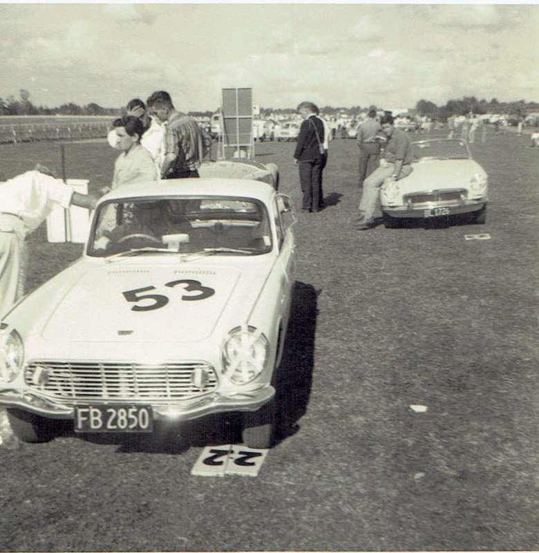 Name:  Pukekohe April 1966 #6 Honda  Feo Stanton and MG's CCI12102015_0001 (780x800).jpg