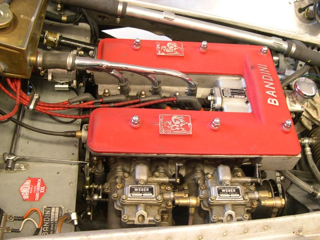 Name:  Cars #382 Bandini 750 DOHC engine 1950's turned K Hindman (2).jpg