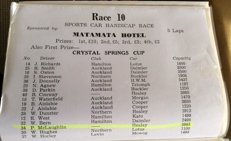 Name:  AH 3000 #275 Ruddspeed 3000 Matamata 1965 Car #34 Race 10 Entry List image6 Myles Hicks .jpg (80.jpg Views: 77 Size:  120.1 KB