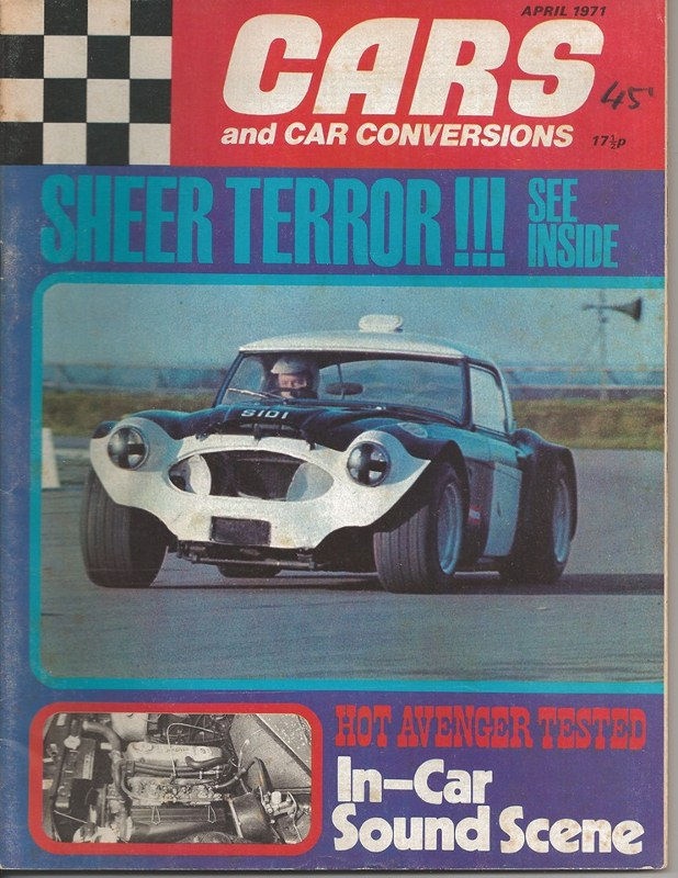 Name:  Motoring Books #186 SID 1 AH 3000 racer on cover C and CC Mag  (2) (618x800).jpg