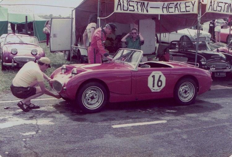 Name:  AHCCNZ Le Mans #3, Sprite CCI11012016 (750x507).jpg Views: 54 Size:  134.6 KB