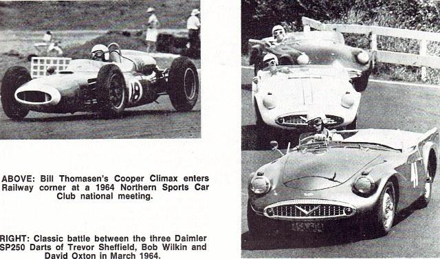Name:  Motor racing Pukekohe 1964 Trevor Sheffield Daimler SP250 # 3. 25CCI21072015 (3) (640x377).jpg Views: 156 Size:  122.3 KB