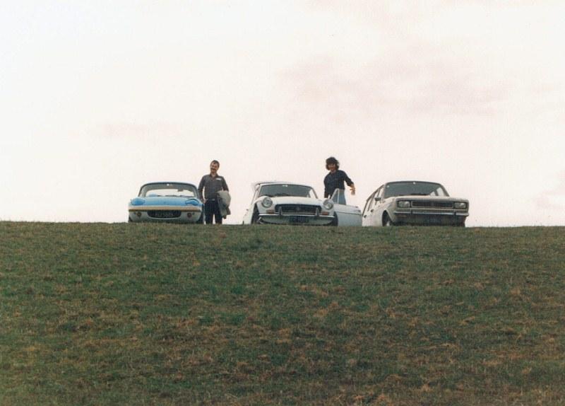 Name:  AHCCNZ Otaua Hill Climb #9 1988 spectator cars Lotus MGB and Hunter CCI25112015_0003 (800x574).jpg Views: 631 Size:  102.4 KB