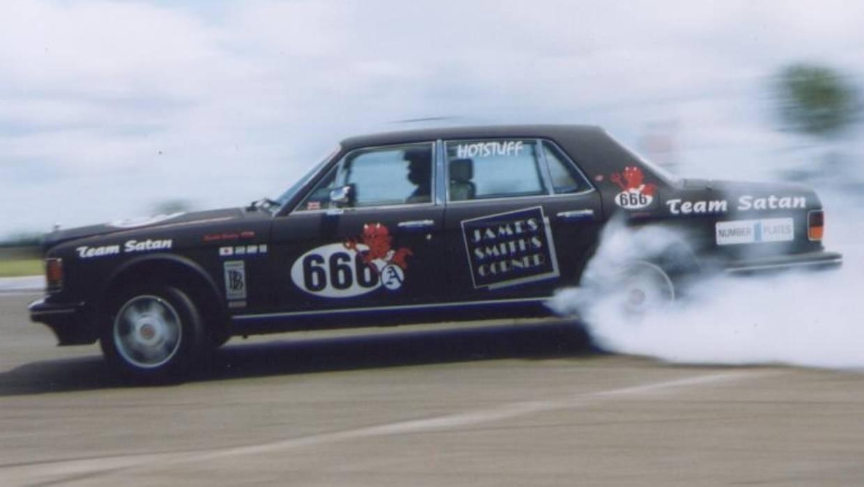Name:  Cars #135 Blackmore Bentley 666 Stuff photo.jpg Views: 129 Size:  50.5 KB