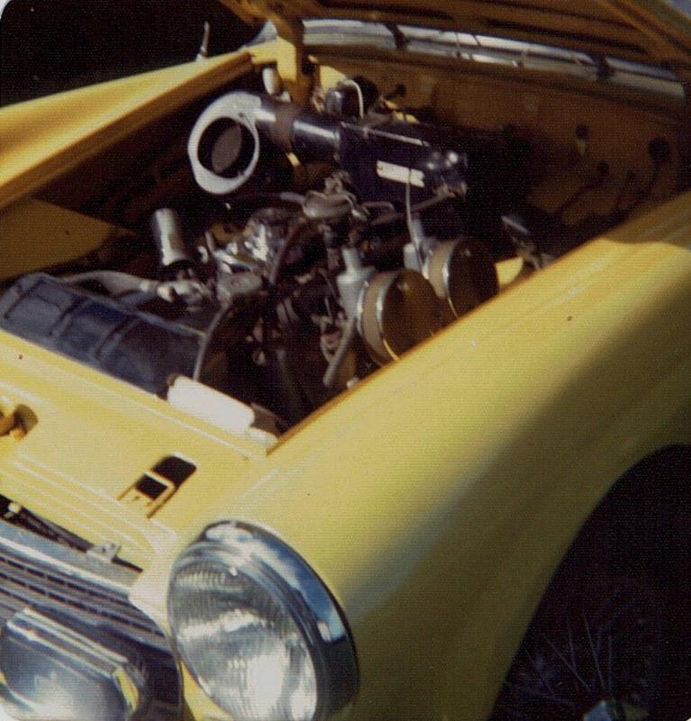 Name:  My Cars #82 1965 Sprite the engine 1, 1974 CCI11102016_0007 (767x800).jpg Views: 200 Size:  171.6 KB