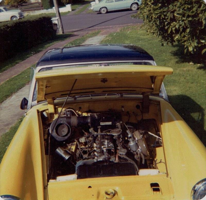 Name:  My Cars #83 1965 Sprite the engine 2, 1974 CCI11102016_0008 (800x777).jpg Views: 190 Size:  188.7 KB