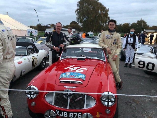 Name:  AH 3000 #369 XJB 876, 2020 Goodwood Car and Drivers Paul Woolmer (640x480) (2).jpg Views: 38 Size:  116.8 KB