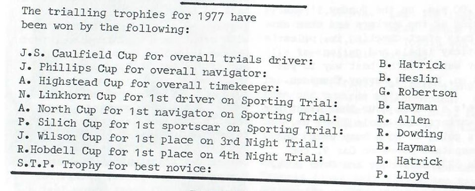 Name:  NSCC #337 NSCC 1977 Trials trophy winners Club Torque Graham Woods .jpg